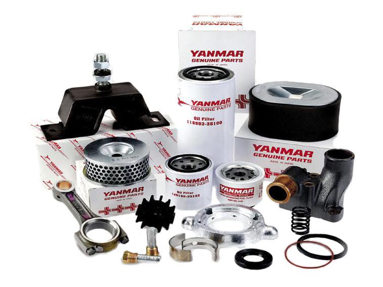 Запасные части Yanmar