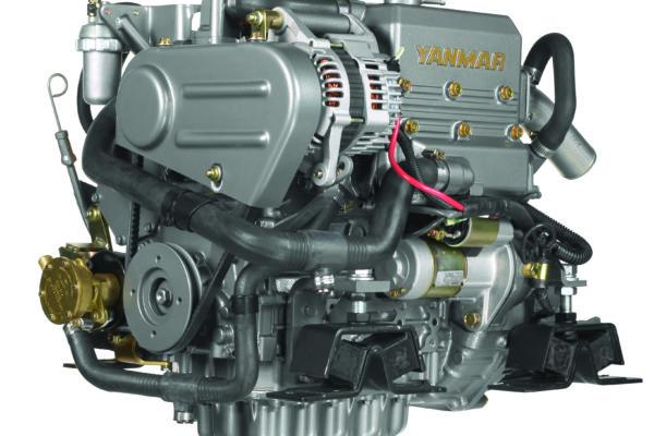 Судовой дизель-генератор Yanmar Marine 3YM30