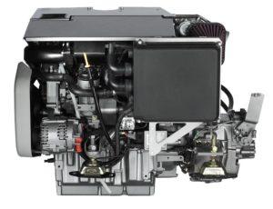 Судовой дизель-генератор Yanmar Marine 4BY2-150