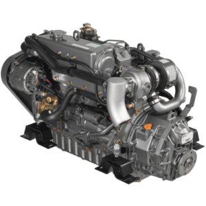 Судовой дизель-генератор Yanmar Marine 4JH4-HTE