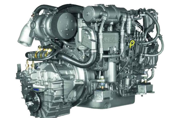 Судовой дизель-генератор Yanmar Marine 4LHA-DTP