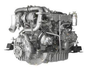 Судовой дизель-генератор Yanmar Marine 4JH3-DTE