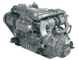 Судовой дизель-генератор Yanmar Marine 4JH4-TE
