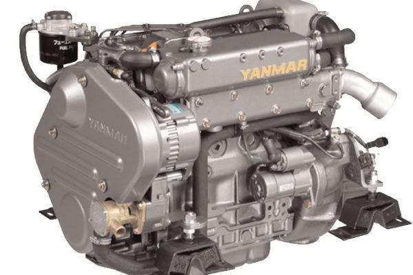Судовой дизель-генератор Yanmar Marine 4JH5E