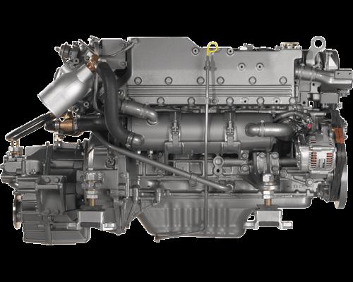 Судовой дизель-генератор Yanmar Marine 6LPA-STP2