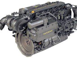 Судовой дизель-генератор Yanmar Marine 6LYA-STP