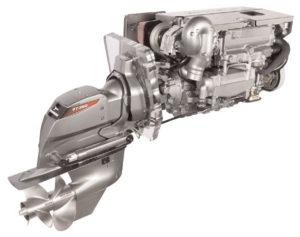 Судовой дизель-генератор Yanmar Marine 6BY2-220