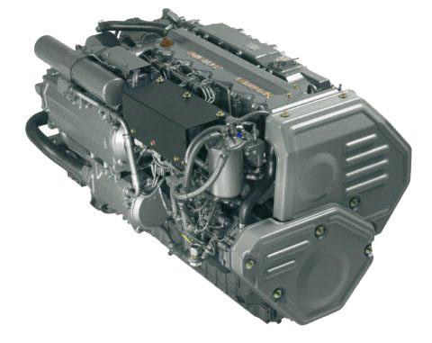 Судовой дизель-генератор Yanmar Marine 6LY3А-ETP BOBTAIL