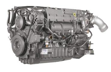 Судовой дизель-генератор Yanmar Marine 6LY3А-STP BOBTAIL