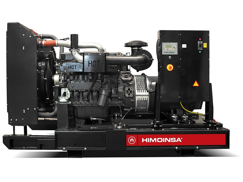 Дизельные генераторы Himoinsa