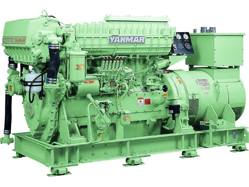 Судовые дизельные генераторы